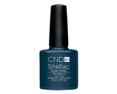 CND- Shellac  Blue Rapture.