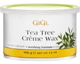 GiGi Tea Tree Creme Wax.