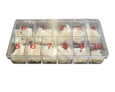 Lamour Pearl Nail Tips box